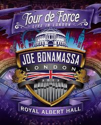 Cover Joe Bonamassa - Tour de force - Live In London - Royal Albert Hall [DVD]